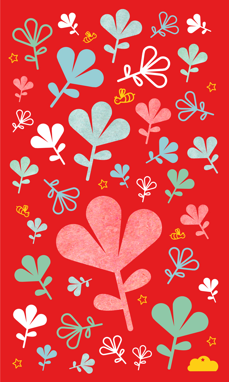 illustration_fond-fleuri-red